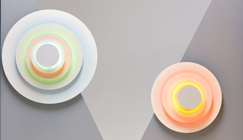 Concentric lamps