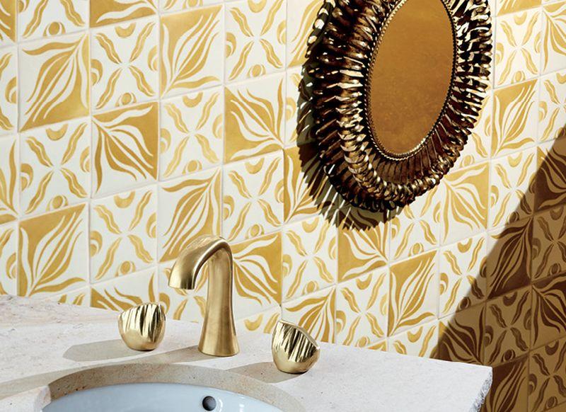 Jill Platner and Waterworks Isla Bathroom Collection