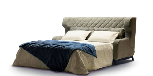 Morgan Sofa Bed by Milano Bedding