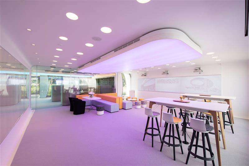 Office of the Future: World's first 3D printedoffice