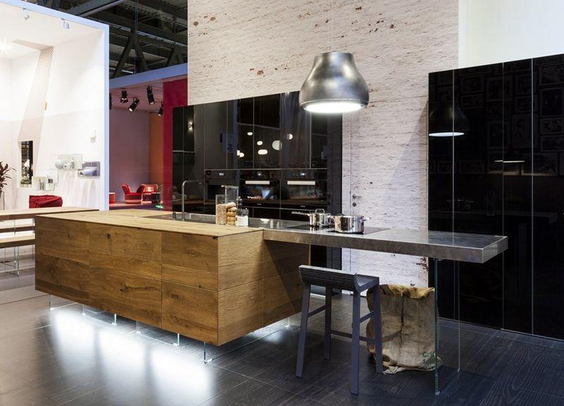 Steel+ Kitchen by Daniele Lago
