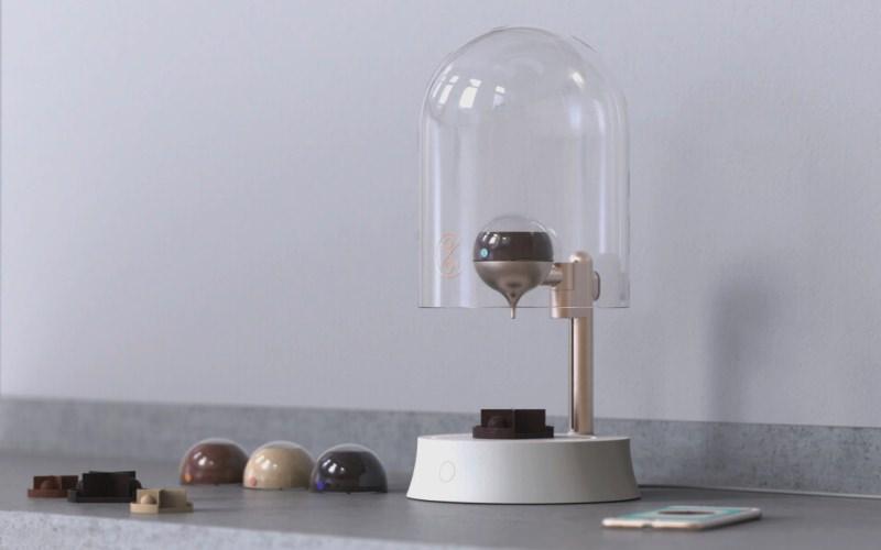 XOCO 3D chocolate printer