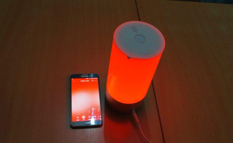 Xiaomi Yeelight bedside lamp_4