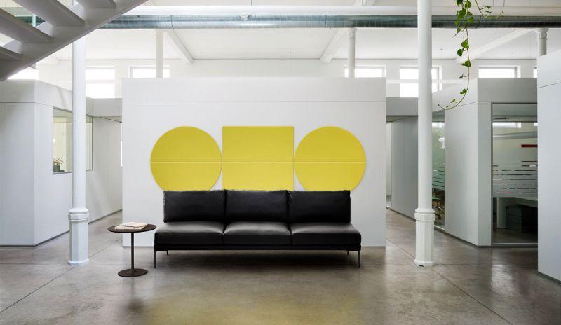 Arper Parentesit Acoustic Wall Panels