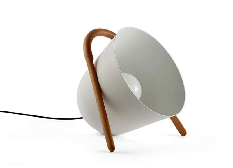 Elma Floor Lamp by Tommaso Caldera