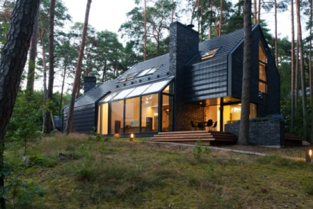 15 Modern Houses In Forest Unique And Serene Homes To Own