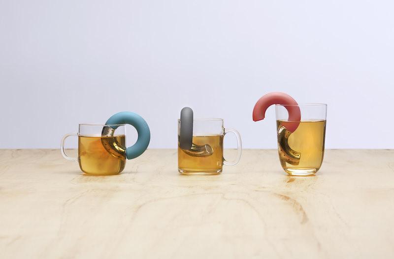 Tea Infuser by Ponti Design Studio