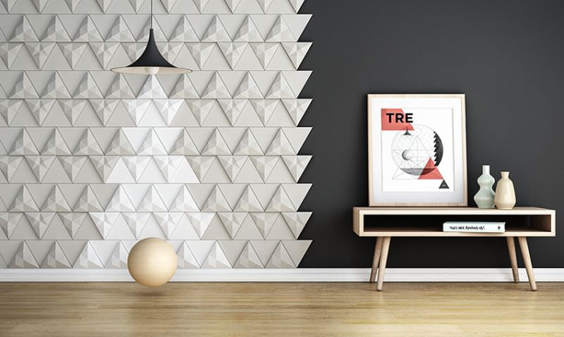 Tre Concrete Tiles