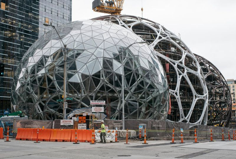 Amazon Greehouses