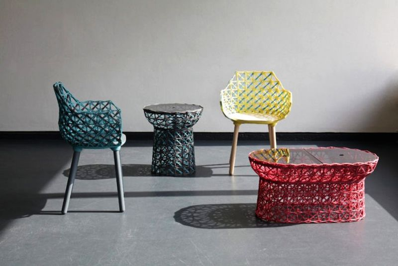 Bobina furniture collection by Nito