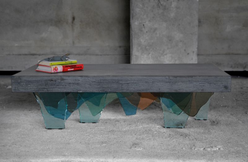 Concreto Furniture by Daniele Ragazzo