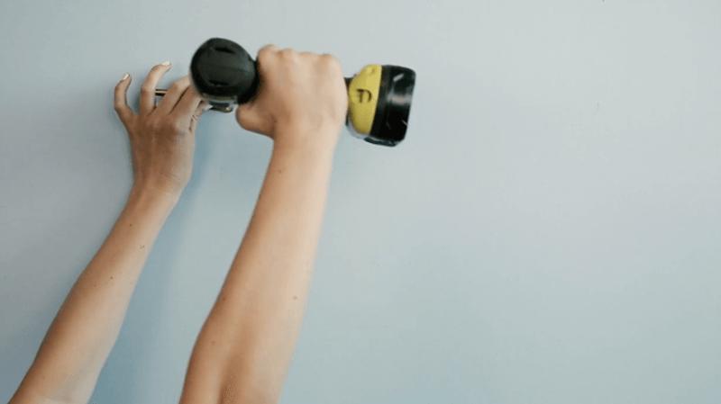 DIY Skateboard Shelf