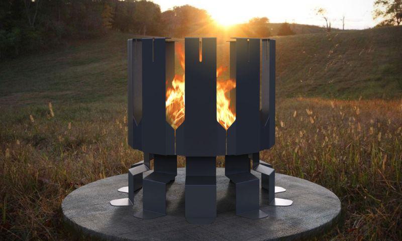 Decorpro Ion Fire Pit