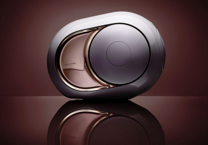 Devialet Gold Phantom Speaker