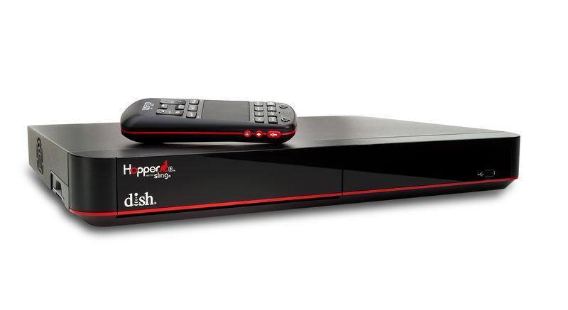 Dish's Voice Remote
