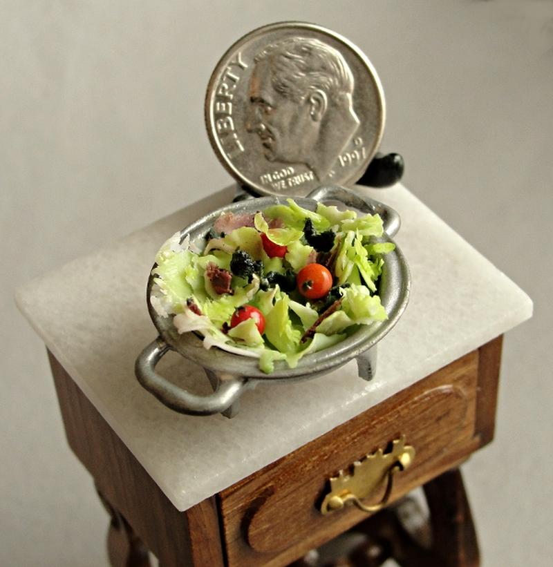 Kimberly Burke Miniature Food Art_10