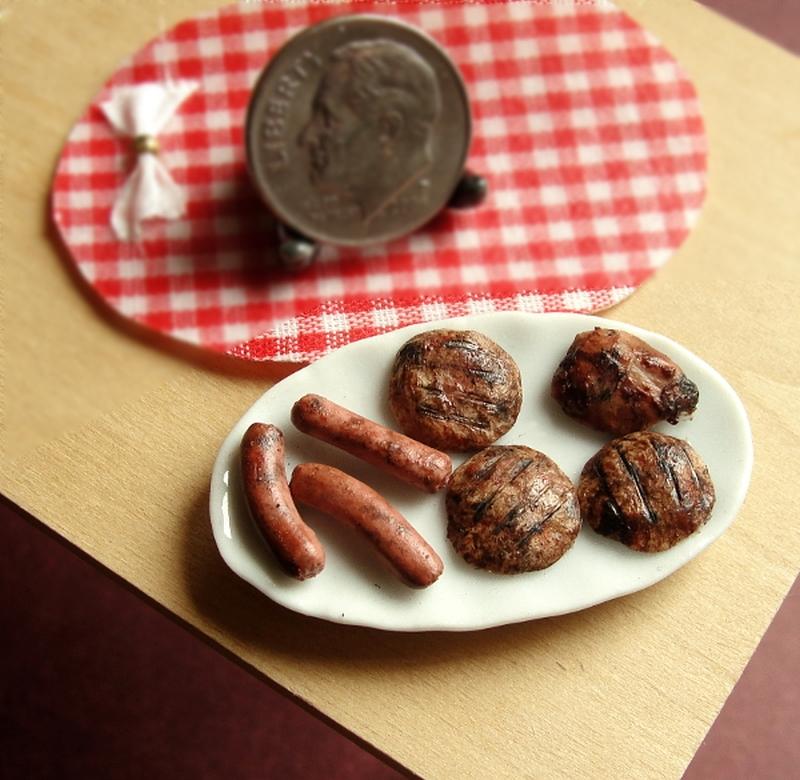 Kimberly Burke Miniature Food Art_11