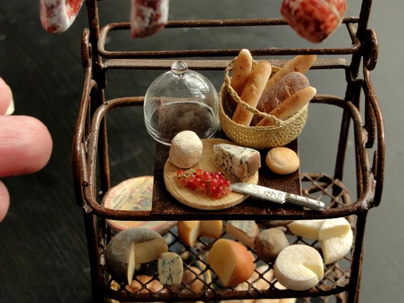 Kimberly Burke Miniature Food Art_7