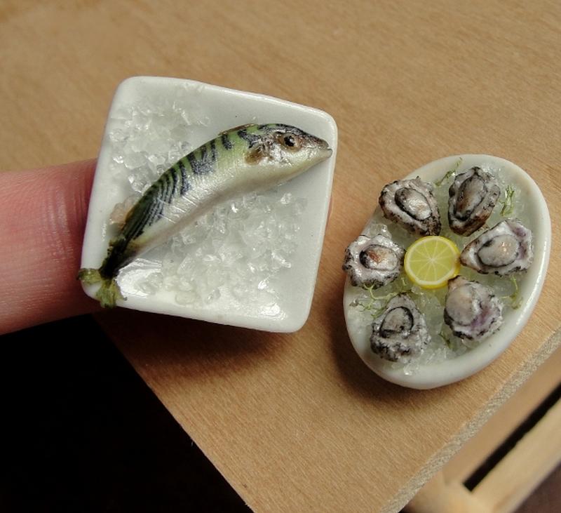 Kimberly Burke Miniature Food Art_8