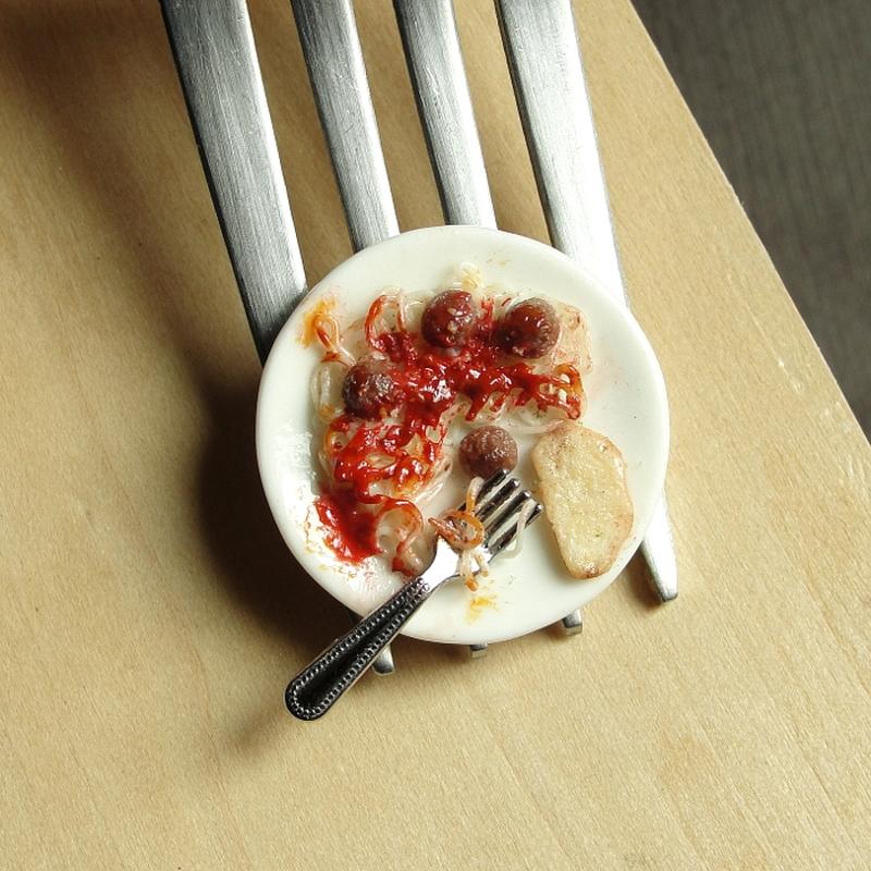 Kimberly Burke Miniature Food Art_9