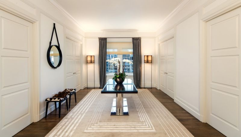 Inside the world's most expensive hotel suite which costs £57,000 per night. The Mark Hotel