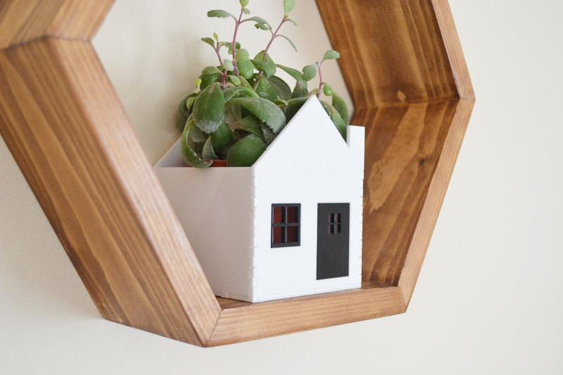 Little House Planter
