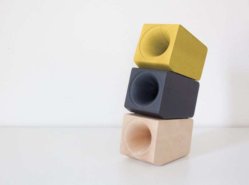 Louis Speaker by Paolo Cappello