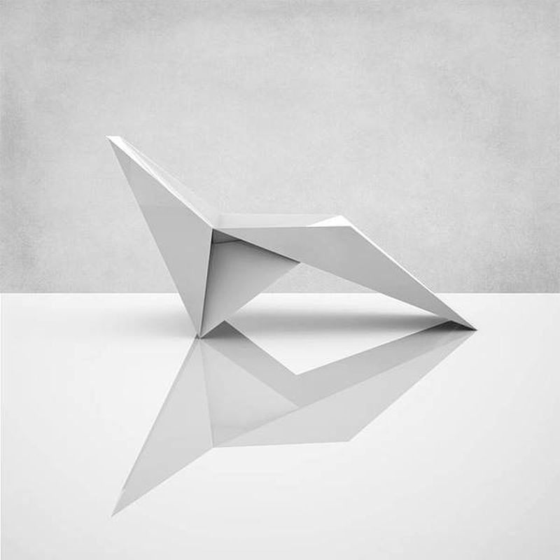 Origami Chaise Lounge