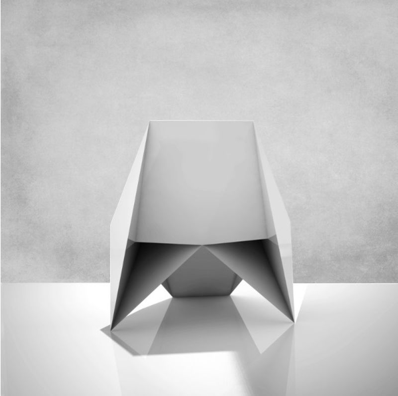 Origami Chaise Lounge_2