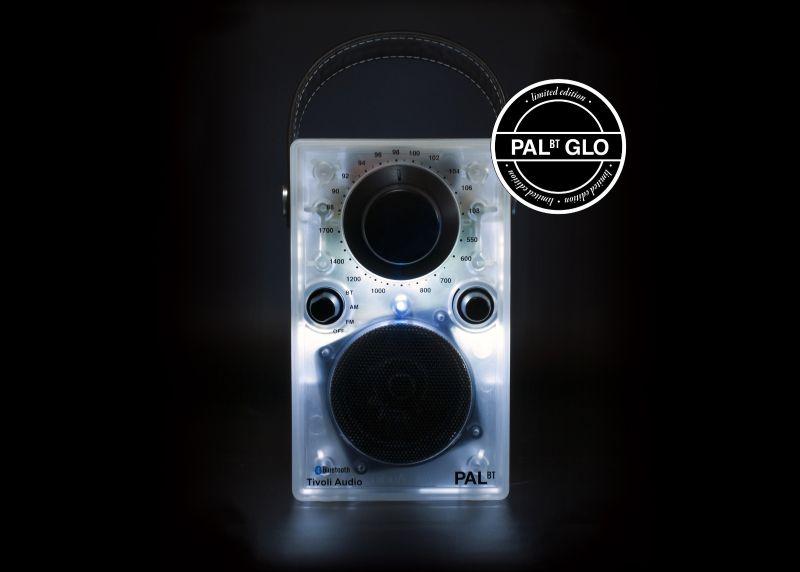 Tivoli Audio PAL BT Glo Portable Radio