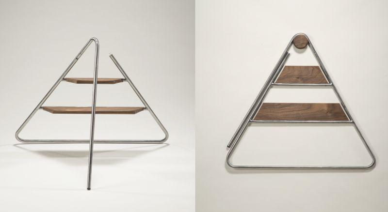 Triangle Step Ladder
