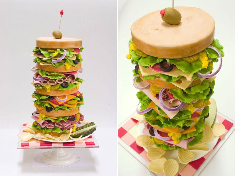 Unbelievably Realistic Cakes by BethAnn Goldberg