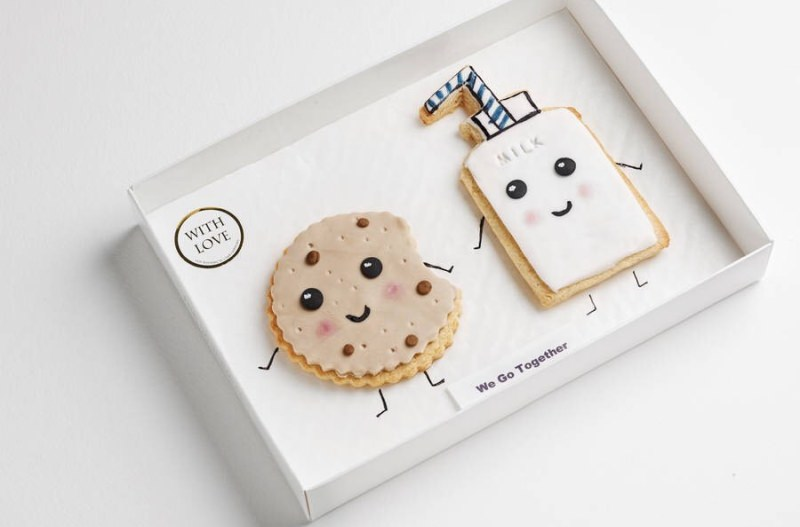 Whimsical and playful cookies