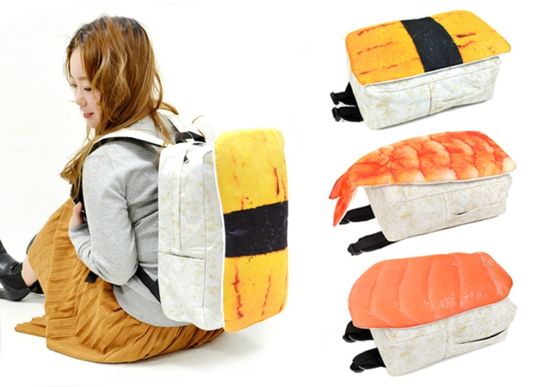 Sushi Backpacks