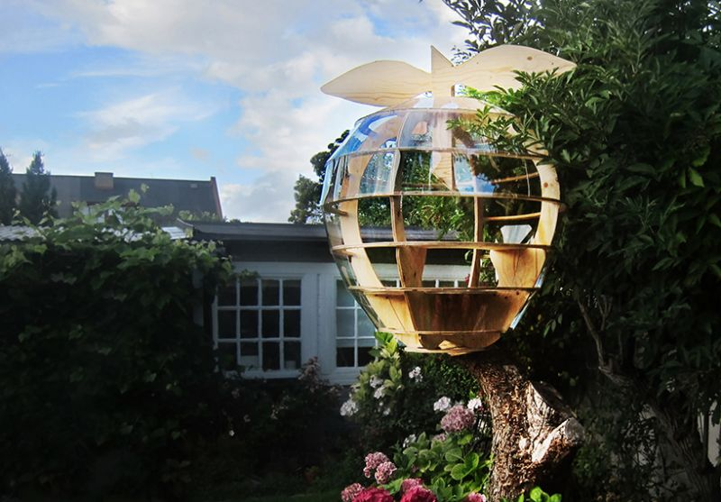 Apple Headquarters Treehouse