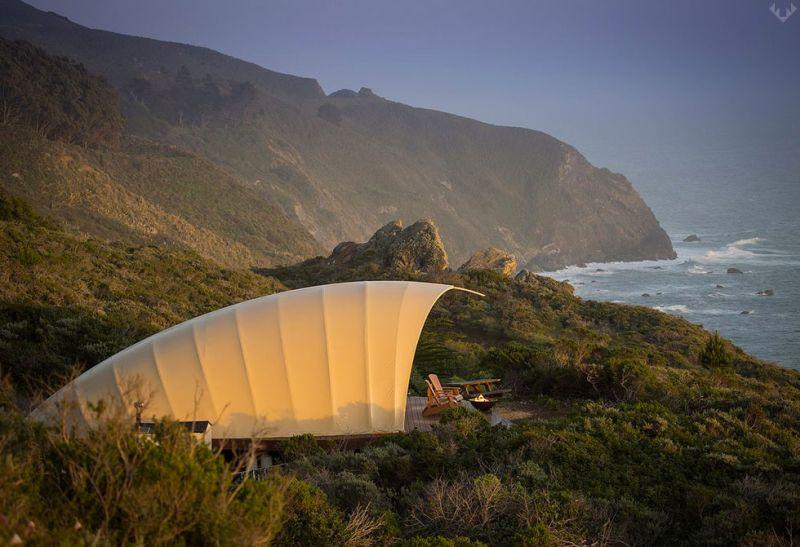 Autonomous Tent Cocoon