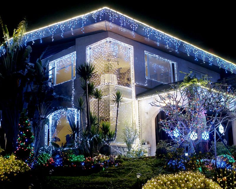 Stun all your friends and family with amazing musical light show