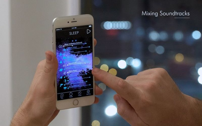 Smartphone controlled device