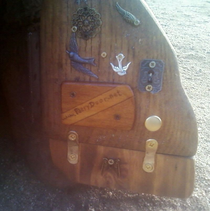 Faery door at Glen Canyon Park
