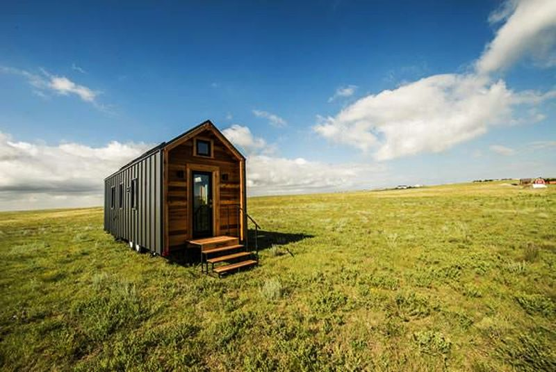 Farallon Tiny Home by Tumbleweed Houses