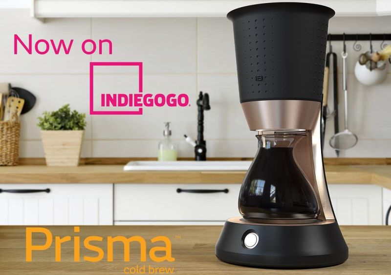 Indiegogo crowd-funded project