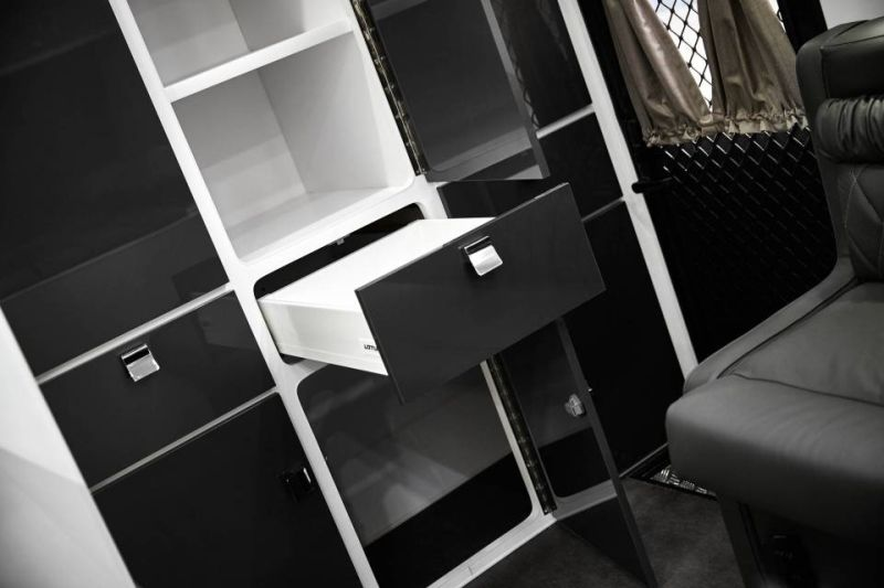 Cabinets and drawers with easy close feature