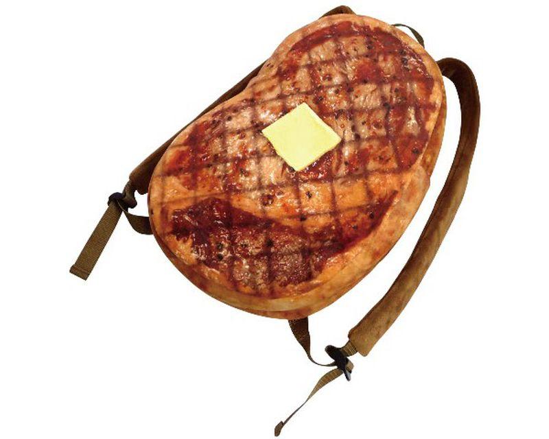 Grilled Steak Backpack