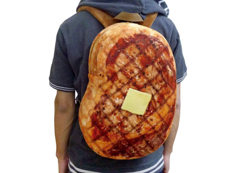 Grilled Steak Backpack