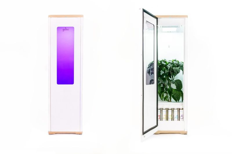 Grobo indoor hydroponic gardening system