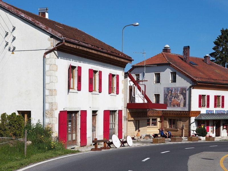 Hotel-Arbez