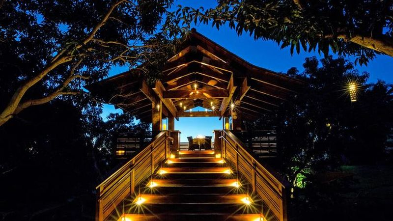Hotel Wailea in Maui with Treehouse