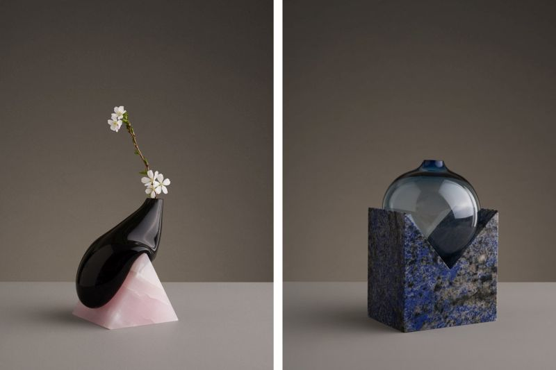 Indefinite Vases by Studio E.O.