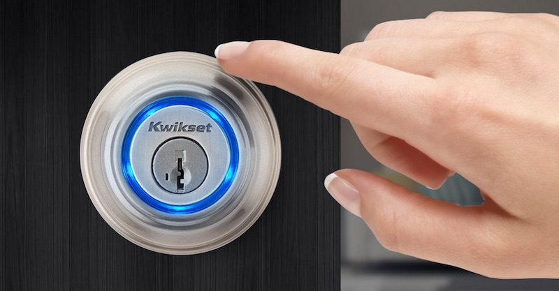 Kwikset Second-generation Kevo Touch-to-open Smart Lock
