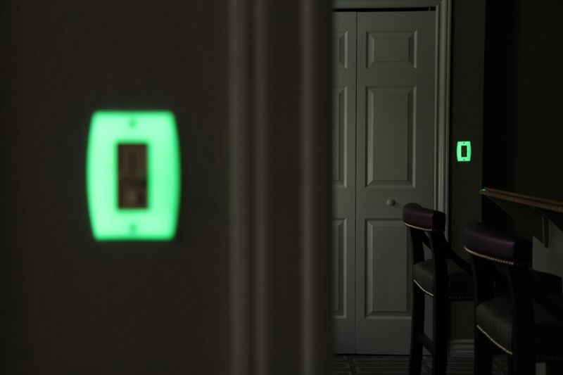 Locate light switches easily whether near or far
